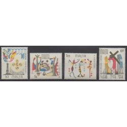 Malta - 1976 - Nb 520/523 - Folklore