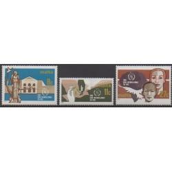Malta - 1986 - Nb 724/726