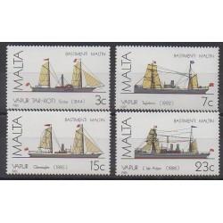 Malte - 1985 - No 720/723 - Navigation