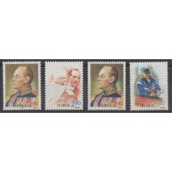 Norvège - 1988 - No 954/957