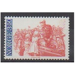 Norvège - 1985 - No 876 - Seconde Guerre Mondiale