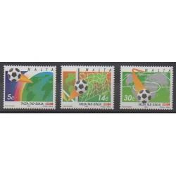 Malta - 1994 - Nb 908/910 - Soccer World Cup