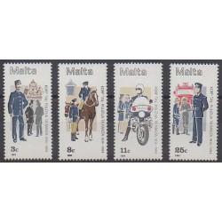Malta - 1984 - Nb 687/690