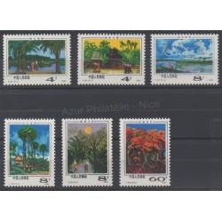 Chine - 1981 - No 2388/2393 - Sites