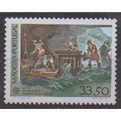 Portugal (Madère) - 1982 - No 82 - Histoire - Europa
