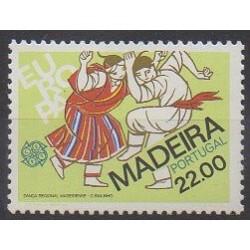Portugal (Madère) - 1981 - No 75 - Folklore - Europa