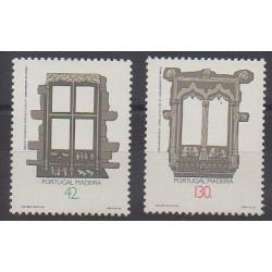 Portugal (Madère) - 1993 - No 175/176 - Architecture