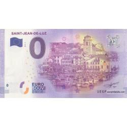 Euro banknote memory - 64 - Saint-Jean-de-Luz - 2017-2