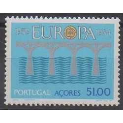 Portugal (Azores) - 1984 - Nb 353 - Europa