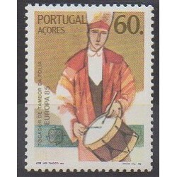 Portugal (Azores) - 1985 - Nb 362 - Music - Europa