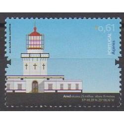 Portugal (Açores) - 2008 - No 541 - Phares