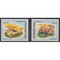 Tadjikistan - 1999 - No 128/129 - Champignons