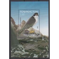 Tadjikistan - 2001 - No BF26AA - Oiseaux