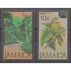 Jamaïque - 1984 - No 602/603 - Oiseaux