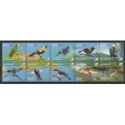 Jamaïque - 2004 - No 1029/1038 - Oiseaux