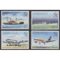 Jamaïque - 1999 - No 941/944 - Service postal