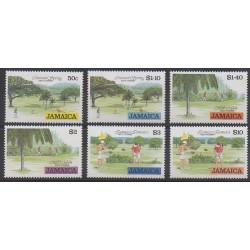 Jamaïque - 1994 - No 837/842 - Sports divers