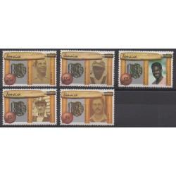 Jamaïque - 1988 - No 707/711 - Sports divers