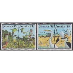 Jamaïque - 1988 - No 699/702 - Oiseaux
