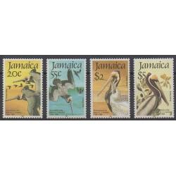 Jamaïque - 1985 - No 616/619 - Oiseaux