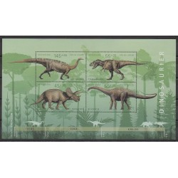 Germany - 2008 - Nb BF72 - Prehistoric animals