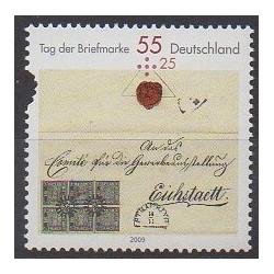 Germany - 2009 - Nb 2559 - Philately