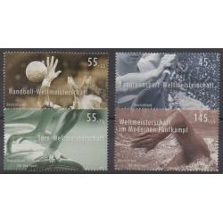 Germany - 2007 - Nb 2407 - 2411/2413 - Various sports