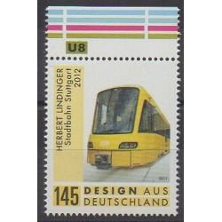 Allemagne - 2017 - No 3131 - Transports