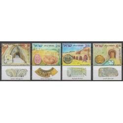 Israel - 2005 - Nb 1739/1742