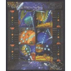 Israel - 2006 - Nb 1788/1793 - Astronomy