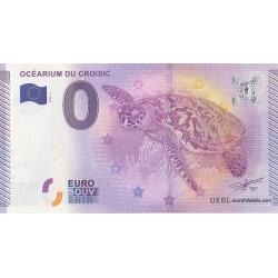 Euro banknote memory - 44 - Océarium du Croisic - 2015-1