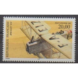 France - Poste aérienne - 1997 - No PA61 - Aviation