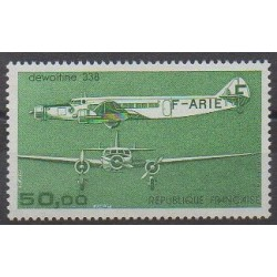 France - Airmail - 1987 - Nb PA60 - Planes