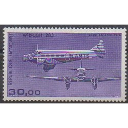 France - Airmail - 1986 - Nb PA59b - Planes