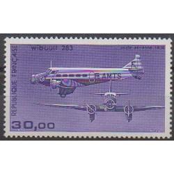 France - Poste aérienne - 1986 - No PA59b - Aviation