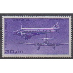 France - Airmail - 1986 - Nb PA59 - Planes