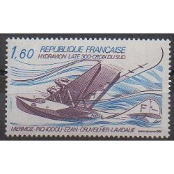France - Airmail - 1982 - Nb PA56 - Planes