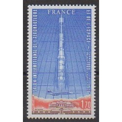 France - Airmail - 1979 - Nb PA52 - Space