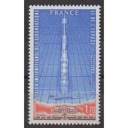 France - Poste aérienne - 1979 - No PA52 - Espace