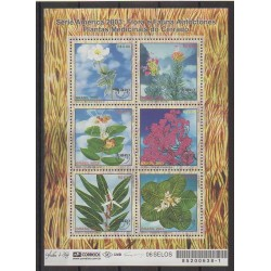Brazil - 2003 - Nb 2825/2830 - Flowers