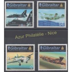 Gibraltar - 2014 - No 1644/1647 - Avions
