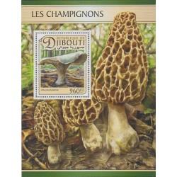 Djibouti - 2017 - Nb BF149 - Mushrooms