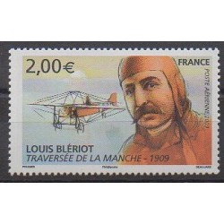 France - Airmail - 2009 - Nb PA72 - Planes