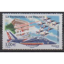 France - Airmail - 2008 - Nb PA71 - Planes