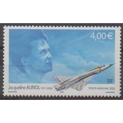 France - Airmail - 2003 - Nb PA66 - Planes