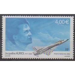 France - Poste aérienne - 2003 - No PA66 - Aviation
