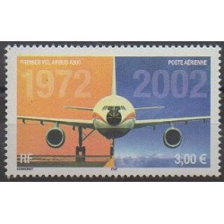 France - Poste aérienne - 2002 - No PA65 - Aviation
