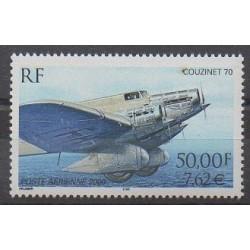 France - Poste aérienne - 2000 - No PA64 - Aviation