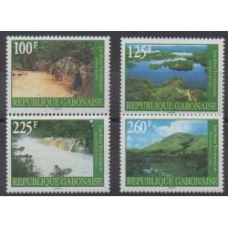 Gabon - 2000 - No 1005/1008 - Tourisme