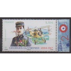 France - Airmail - 2017 - Nb PA81a - Planes